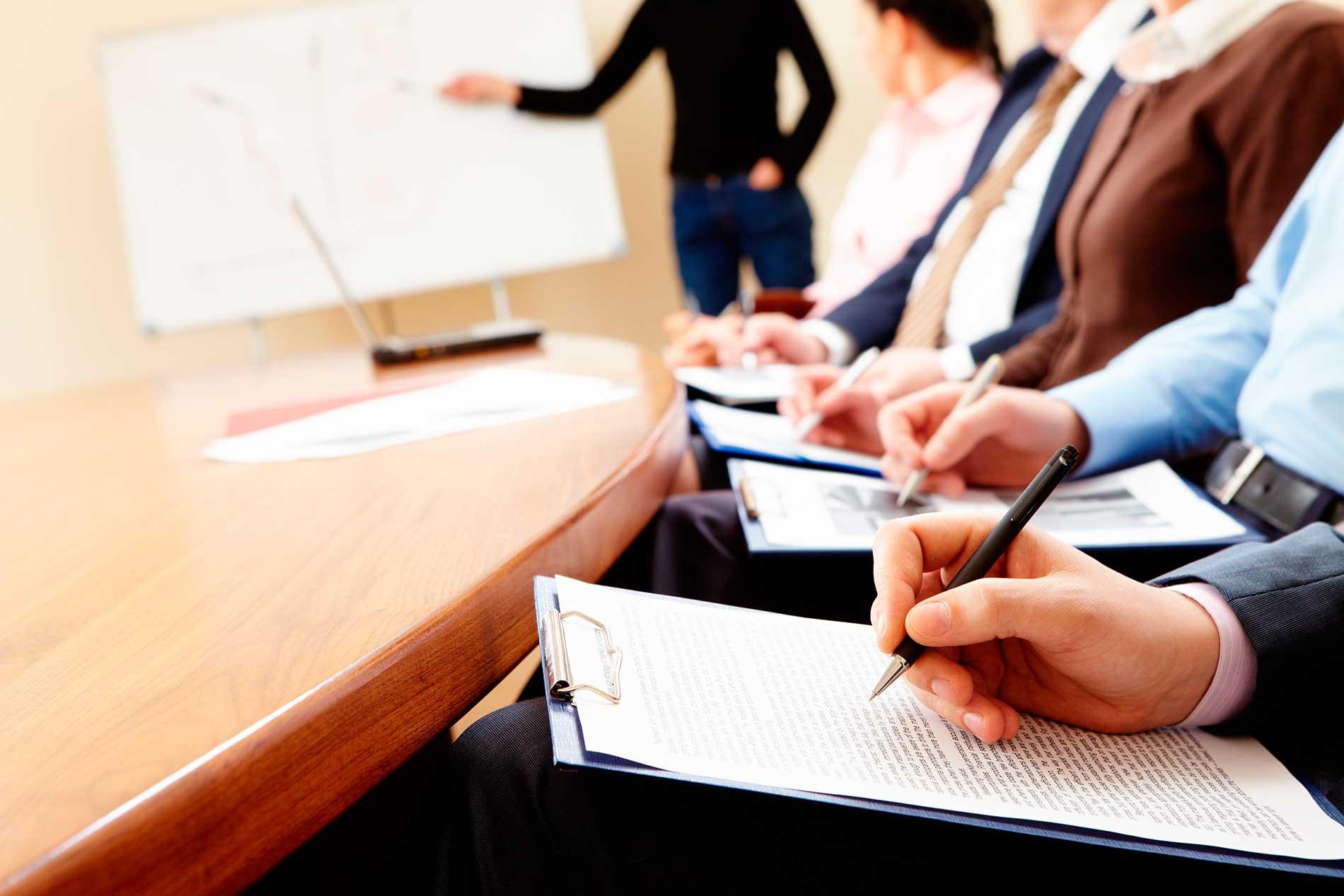 Seminarios de metodologías de evaluación